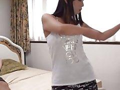 Ryouko מורקמי נהנה נדפק